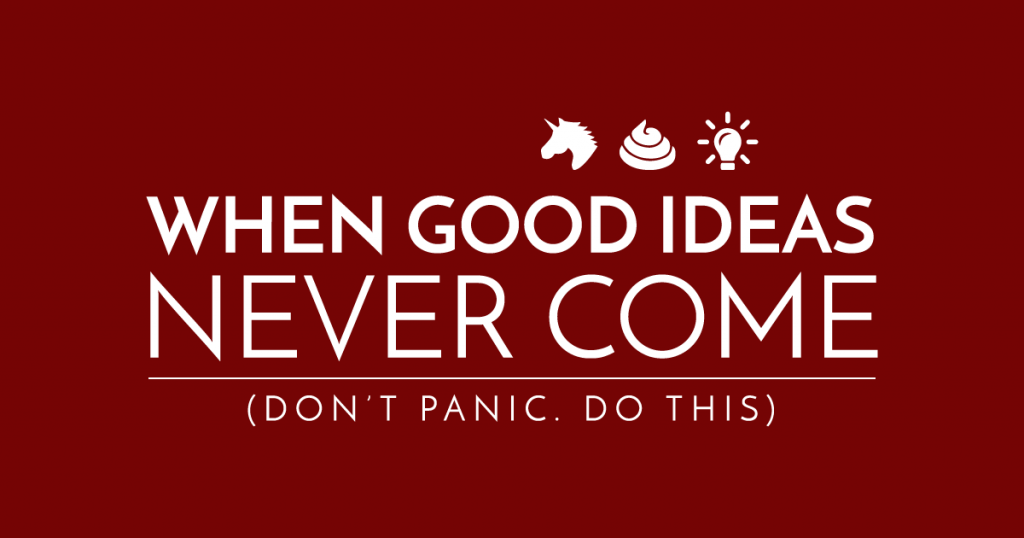 Where Good Ideas Come From (And How to Capture Them)