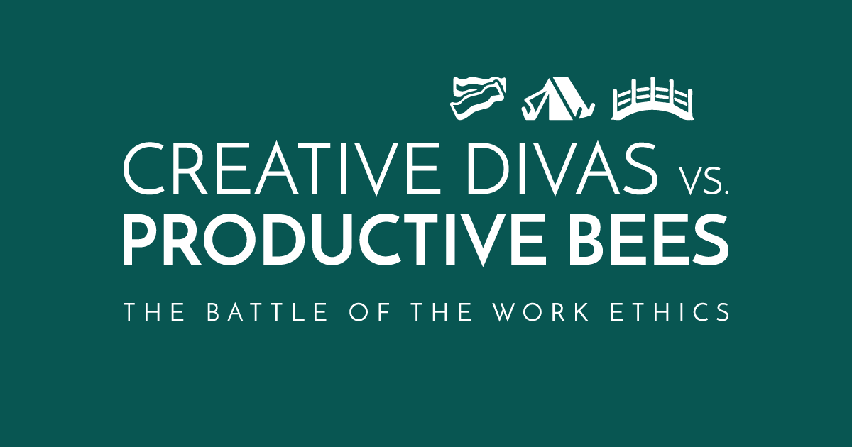 Creativity vs. Productivity: Are You Cheering for the Wrong Camp?
